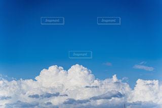 空の雲の写真・画像素材[2419717]