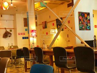 インテリアが素敵なカフェの写真・画像素材[2251794]