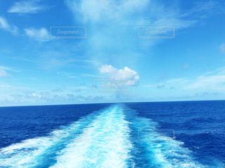 いろんな青に出会えた旅の写真・画像素材[2331235]