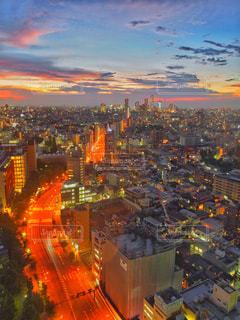 東京夜景の写真・画像素材[2392857]