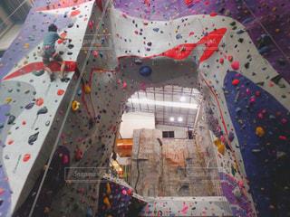 スポーツ,屋内,インドア,ジム,クライミング,登る,高所,リードクライミング,インドアスポーツ