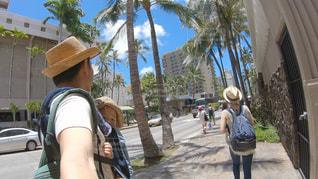 風景,カメラ,自撮り,散歩,子供,街,セルフィー,旅,赤ちゃん,ハワイ,旅人,セルフショット