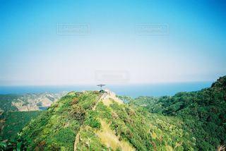 山の眺めの写真・画像素材[2214593]