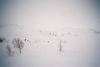 雪山の写真・画像素材[2214642]