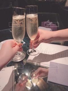 ワイン,グラス,誕生日,乾杯,ドリンク,女子会