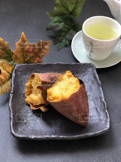 安納芋の焼き芋❤︎の写真・画像素材[2698550]