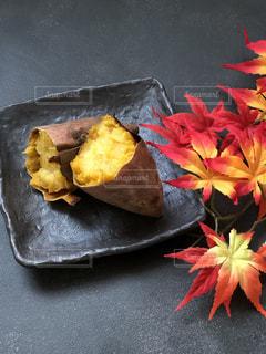 安納芋の焼き芋❤︎の写真・画像素材[2698552]