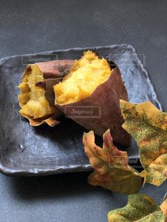 安納芋の焼き芋❤︎の写真・画像素材[2698557]