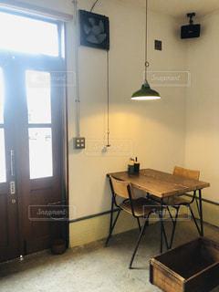 カフェ店内の写真・画像素材[2254281]