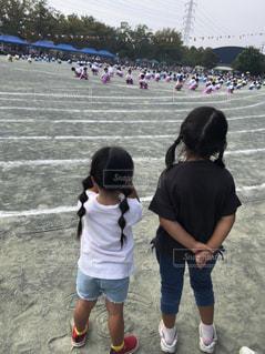 運動会の写真・画像素材[2485342]