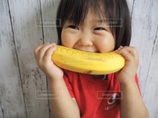 子ども,食べ物,果物,幼児,バナナ,アンバサダー,Stayhome,DoleBananaSmile,DoleBanana