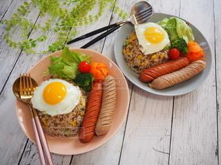 食べ物,食事,朝食,朝ごはん,ソーセージ,ジョンソンヴィル