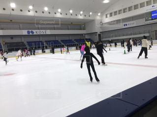スポーツ,白,寒い,運動,インドア,スケート,インドアスポーツ