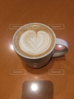 コーヒー,ソイラテ,フォームミルク,ハートミルク