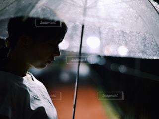 雨の日の写真・画像素材[2209930]
