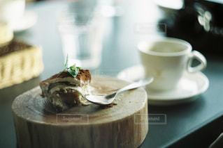 コーヒーと甘いものは最高の写真・画像素材[2259129]