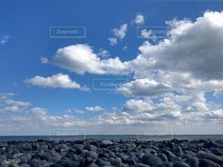 自然,風景,海,空,屋外,雲,海岸