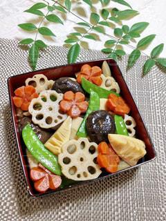 根菜たっぷり煮しめの写真・画像素材[2399138]