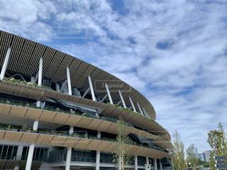 オリンピックスタジアムの写真・画像素材[2441070]