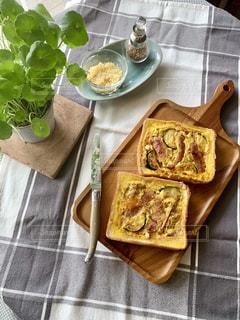 朝はパンです。の写真・画像素材[2485901]