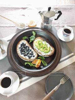 朝食フォトの写真・画像素材[2498390]