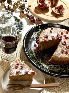 チョコレートケーキの写真・画像素材[3195668]
