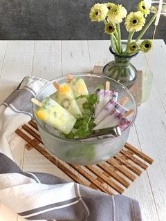 アイスキャンディーの写真・画像素材[3603030]