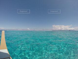 大きな水域の写真・画像素材[2335796]