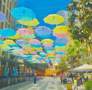 風景,傘,屋外,海外,カラフル,鮮やか,旅行,旅,ストリート,カラー,ヨルダン,アンマン