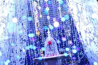 クリスマスイルミネーションの写真・画像素材[2817121]