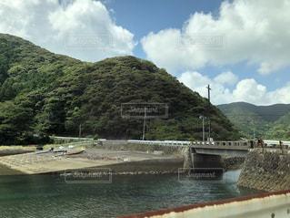 海,空,田舎,山,五島列島,新上五島