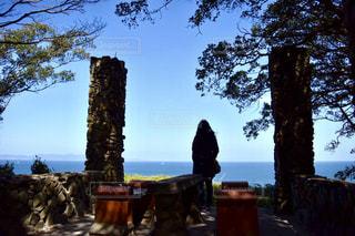 自然,風景,海,空,森林,屋外,雲,青空,青,散歩,旅行,おでかけ