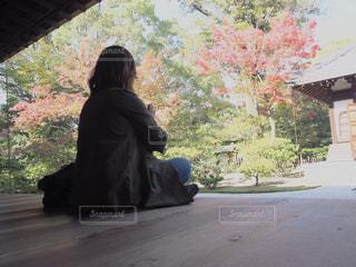 座禅の写真・画像素材[2269354]