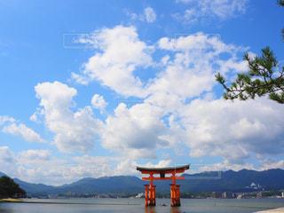 宮島の写真・画像素材[2396779]