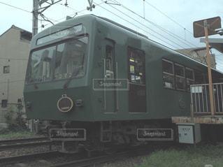 叡山電車の写真・画像素材[2396789]