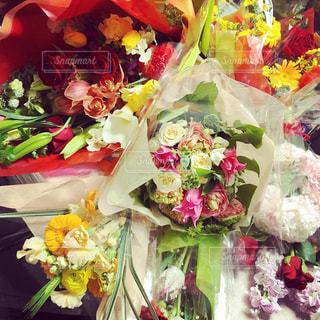 花,屋内,屋外,花束,バラ,鮮やか,薔薇,配置