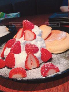 天使のパンケーキの写真・画像素材[2287736]