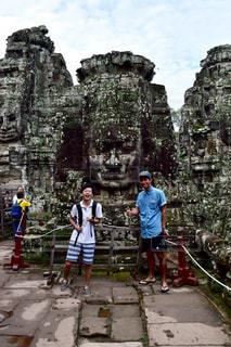 海外旅行✈️の世界遺産 親友と旅の写真・画像素材[2197076]
