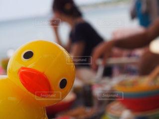 おもちゃのクローズアップの写真・画像素材[2375273]