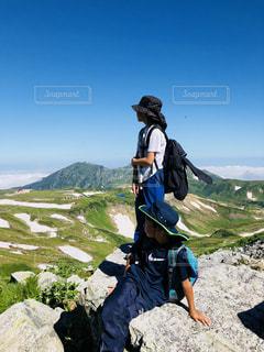 立山登山の写真・画像素材[2228442]