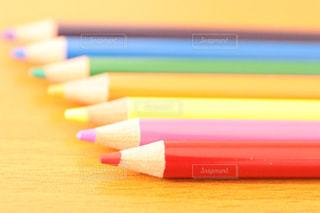 色鉛筆の写真・画像素材[2352357]