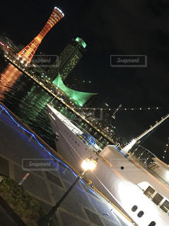 夜景の写真・画像素材[2716957]