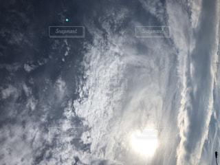 自然,風景,空,屋外,雲,ハート