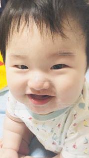 産まれたて肌1歳の写真・画像素材[2293542]