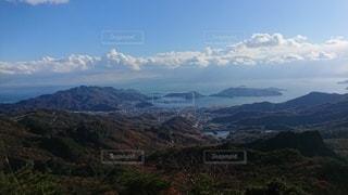 自然,風景,海,空,屋外,島,山,眺め