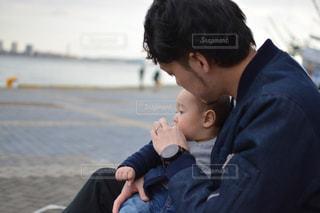 イベント,神戸,息子,川遊び,お出かけ,父の日,父と子,6月16日