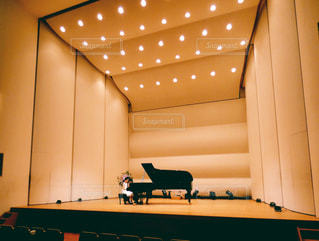 ピアノリサイタルの写真・画像素材[3202006]