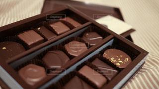 チョコレートの写真・画像素材[338142]