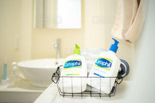 洗顔,スキンケア,保湿,洗面台,ローション,セタフィル