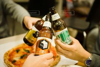 クラフトビールのある週末の写真・画像素材[2819474]